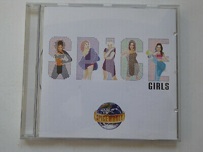 SPICE GIRLS # SpiceWorld # VG++ (CD)