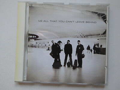 U2 # All That You Cant Leave Behind # VG++ (CD)