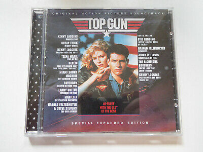 VARIOUS # OST: Top Gun (Special Expanded Version) # NM (CD)