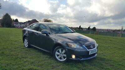 Lexus IS 220d 2.2TD SE 2.2 diesel 2009 96k mileage 12 month mot 2 keys