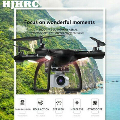 RC Drone Quadcopter With 2.0MP HD Camera WIFI 6-Axis 4CH Altitude Hold limited