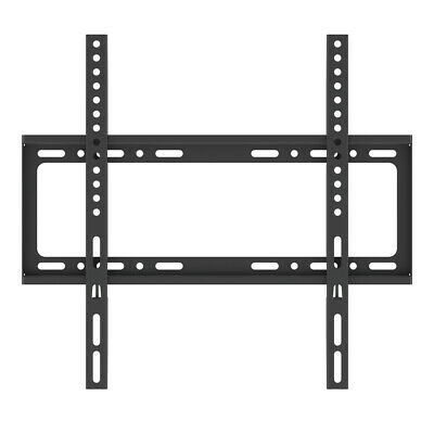 """Fixed Slim TV Wall Mount Bracket For 26''-55"""" Inch Flat Screen LED LCD Display"""