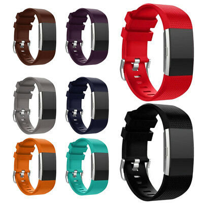 New Replacement Wristband Bracelet Strap Band for Fitbit CHARGE 2 Classic