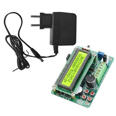 Function Signal Generator DDS Dual TTL Output and 60MHz Frequency Meter