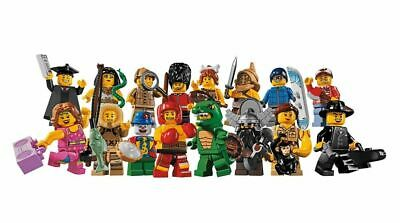 Lego Minifigures Serie 5 - 8085 - New choose one - Figurines neuves au choix