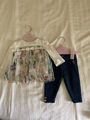 baby girl ted baker 3-6 months