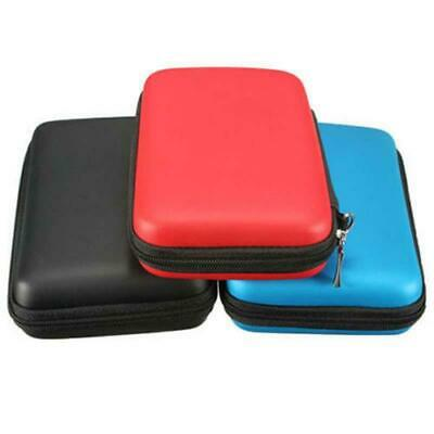 For Nintendo 3DS XL LL EVA Portable Hard Shell Protective Carry Pouch Travel Bag