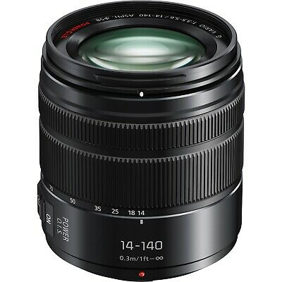 Neu Panasonic LUMIX G VARIO 14-140mm F3.5-5.6 II ASPH. POWER O.I.S. - HFSA14140