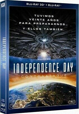 Independence Day : Contraataque (Blu-Ray 3d + Blu-Ray) (Independence Day: Resurg