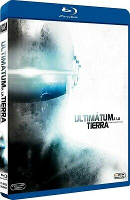 Ultimatum A La Tierra (1951) (Blu-Ray) (The Day The Earth Stood Still)