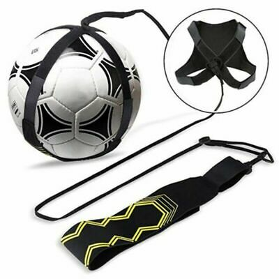 Kick Football Soccer Trainer Training Equipment Aid Practice Sport Kids Boys UK