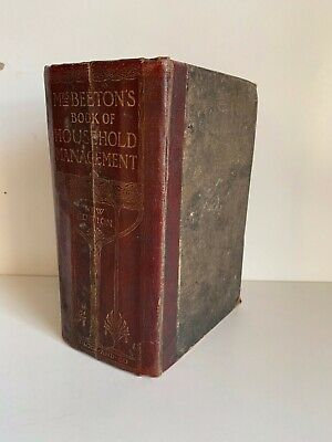 Mrs Beeton's Book of Household Management New Edition - Ward Lock and Co