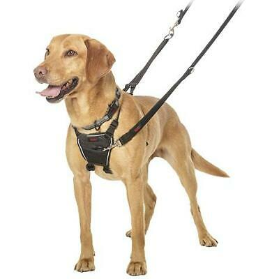 The Company Of Animals Halti No Pull Dog Harness - Assorted Sizes - Black