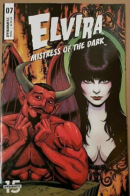 Elvira: Mistress Of The Dark #7B - Cermak