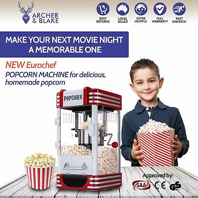 3310W Popcorn Machine Popper Popping Classic Cooker Microwave stirring system
