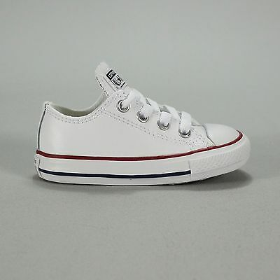 3c62cb971f CONVERSE CT AS Street Slip - White Leather - Infants Sneakers ...