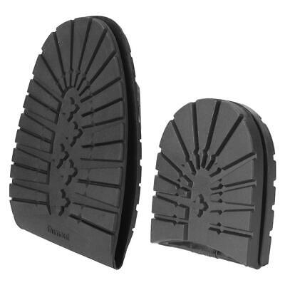 DIY Shoe Soles Repair Slip Sole Grip Rubber Pads Insoles Anti-Slip Pad Repairing