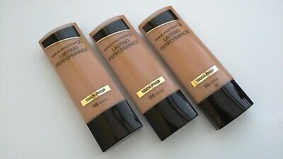 X1 Max Factor Lasting Performance Foundation - Toffee 35Ml - Free Applicator!