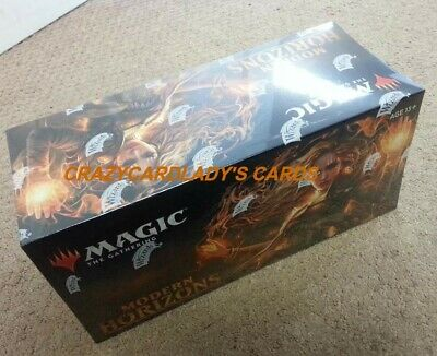 Magic Modern Horizons Booster Box Free Same Day Priority Mail Shipping