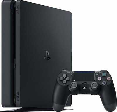 Sony PS4 PlayStation 4 Console 500 Gb colore nero + Marvel's Spider-Man GAAA1119