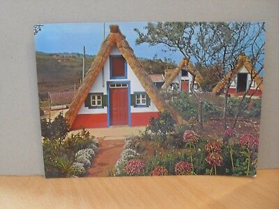 CP de Madere Portugal Madeira - Maisons typiques
