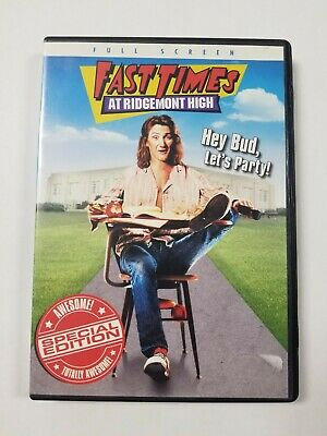 Fast Times at Ridgemont High [Full Screen Special Edition]