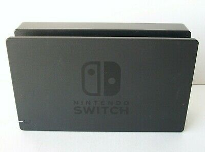 Nintendo Switch Official Charging Dock Only Genuine OEM Replacement HAC-007