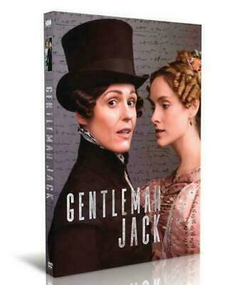BBC Gentleman Jack Season 1 DVD Box Set Complete First TV Series Collection New