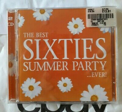 Various Artists - The Best 60s Summer Party...Ever! 2 x CD Compilation (2002)