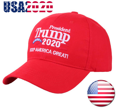 Donald Trump 2020 Keep Make America Great ! Cap President Election Hat Red New R