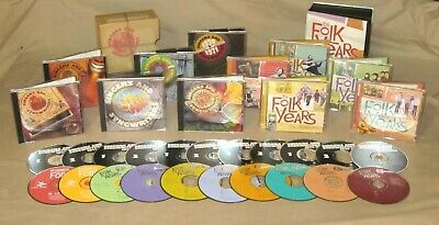 Rare! 21 CD Double Set TIME LIFE The Folk Years + Singers & And Songwriters