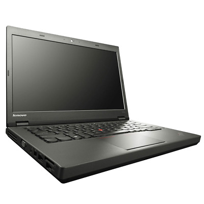 Lenovo ThinkPad T440p Core i5 8GB 500GB DVD-RW 1366x768 WebCam BT UMTS Win 10 Pr