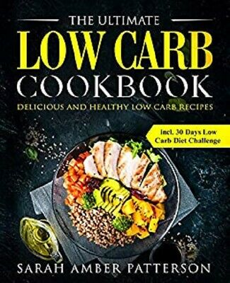 The Ultimate Low Carb Cookbook Delicious and Healthy Low Carb Recipes Book - PDF