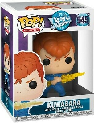 Yu Yu Hakusho - Kuwabara - Funko Pop! Animation: (2019, Toy NEUF)
