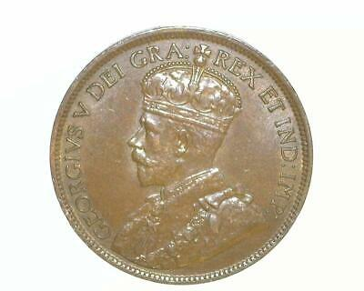 CANADA 1917 LARGE CENT KM21 *ABOUT UNCIRCULATED-to-UNCIRCULATED* ~WC33