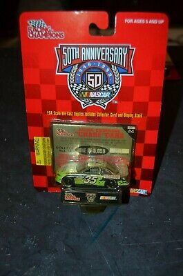 RACING CHAMPIONS NASCAR 50th ANNIVERSARY CHASE CAR 35 TABASCO TODD BODINE