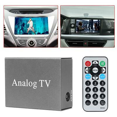 BERLIHEN Car DVD Mobile Analog TV Box Receiver Car Monitor PAL NTSC Tuner
