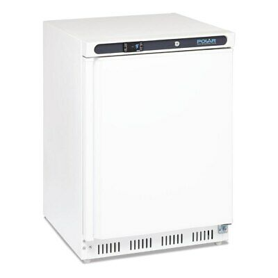 Polar C-Series Under Bench Freezer 140Ltr White - CD611-A