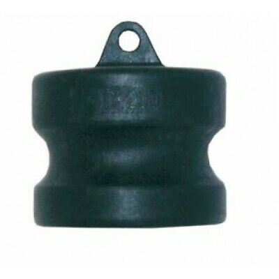 PP Type DP Male Plug Camlock Fitting / Cam & Grove Coupling 3/4, 1, 11/2, 2 inch