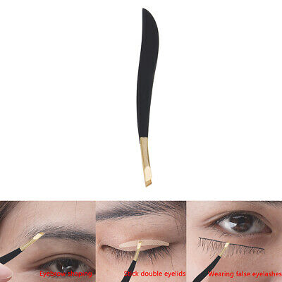1Pc Women Stainless Steel Face Hair Removal Eye Brow Trimmer Makeup Tool ^S