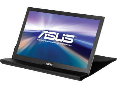 "ASUS MB168B 16"" (Actual size 15.6"") 11ms Widescreen LED Backlight HD Portable US"