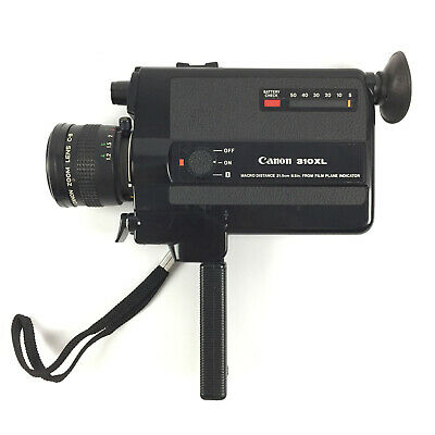 Camera Canon 310XL Vintage Super 8 mm (310 xl) Macro