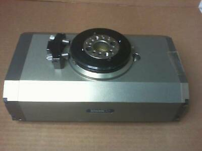 Schunk OSE-A57/1-8 Pneumatic Hydraulically Damped Rotary Actuator - New