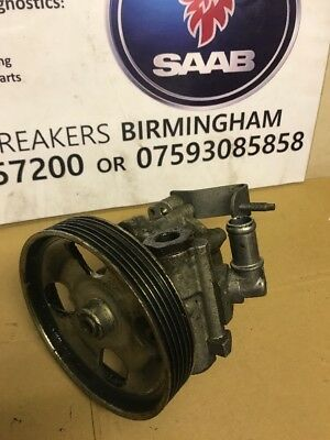 Citroen C5 2.0 Power Steering Pump 9636086580  2000 To 2004