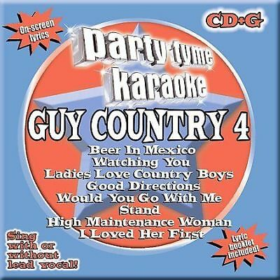PARTY TIME KARAOKE - Country Hits 23 [New CD] - $13 43 | PicClick