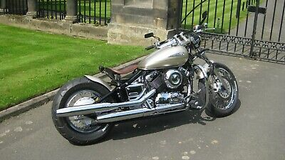 YAMAHA XVS 650 Dragstar Bobber *REDUCED*