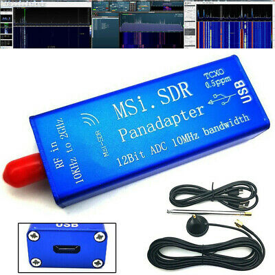 SDR PLAY RSP1 PANADAPTER KIT with usb and rca-sma cables