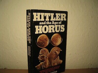 Hitler & the Age of Horus Gerald Suster Paperback Sphere - 1981 NAZI OCCULT WAR
