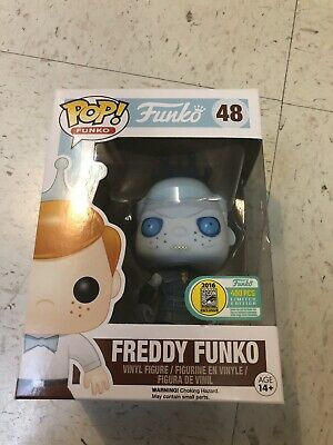 Sdcc 2016 Funko Fundays Night King Freddy Le 400 Signed By Brian Mariotti