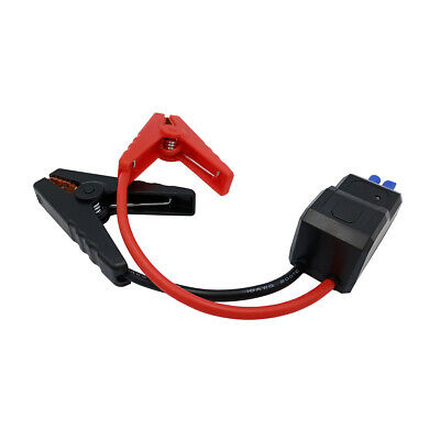 Replacement Jump Starter Portable Charger Power Bank Smart Cable Battery Clips